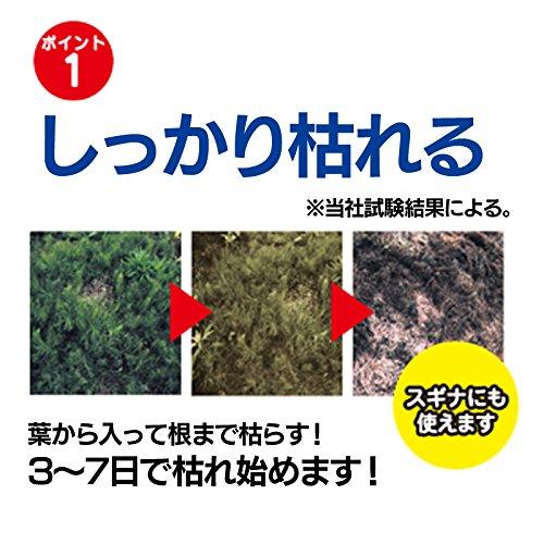 アイリスオーヤマ除草剤速効除草剤4Lそのまま使えるSJS-4L
