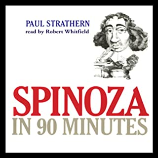 Spinoza in 90 Minutes audiobook cover art