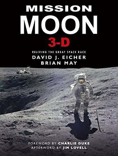 Eicher, D: Mission Moon 3-D: Reliving the Great Space Race (3d Stereoscopic Book)