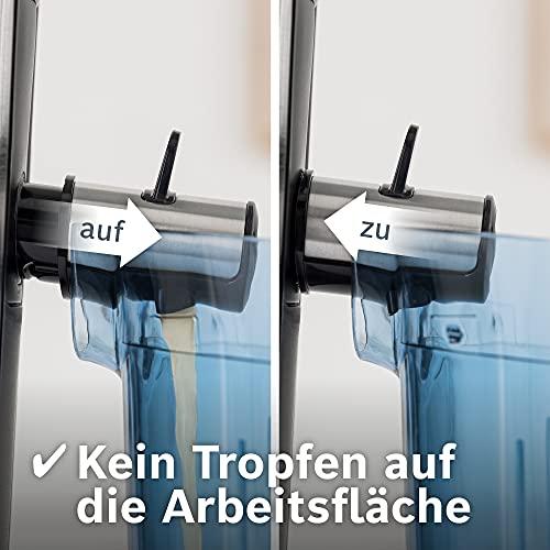Bosch VitaJuice 3 Exprimidor eléctrico, 700 W, 2 litros, Stainless Steel, 2 Velocidades, Negro