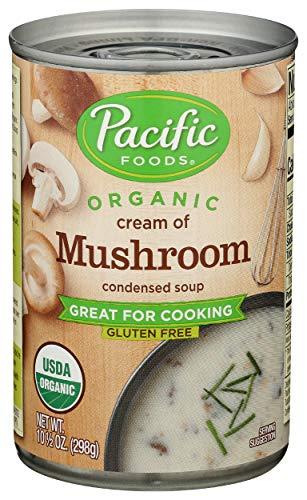 PACIFIC FOODS Organic Mushroom Condensed Soup, 10.5 OZ