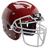 Schutt Sports Vengeance A3 Youth Football Helmet (Facemask NOT Included), Cardinal, Small