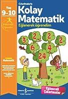 Cikartmalarla Kolay Matematik 9-10 Yas; Eglenerek Ögrenelim