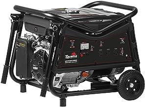 "Gerador Gasolina Toyama 6.0kva Avr Bivolt Quadro""v"" Sensor de Óleo Partida Manual Tg6500cxv-xp"