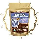CORDYCEPS Full-Spectrum Mushroom Superfood Powder