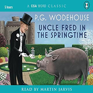 Uncle Fred in the Springtime cover art