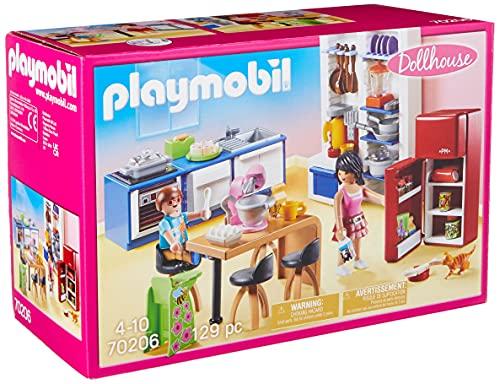 Playmobil - Cuisine Familiale - 70206