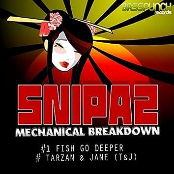 Mechanical Breakdown EP