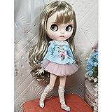Sunnyによって設計されたFortune Days 人形ドール ,ひな祭りの贈り物, 4種類の瞳孔の色+手塗りのメイク + 19個の改良した関節人形(J-CUS016)適切な年齢:6歳以上