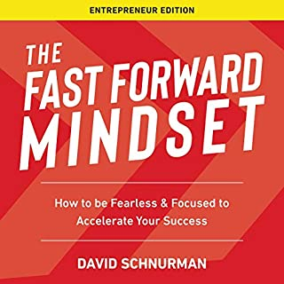 The Fast Forward Mindset audiobook cover art
