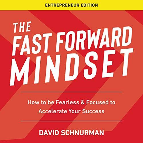 The Fast Forward Mindset audiobook cover art