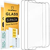 [3-Pack]- Mr.Shield for Google (Moto) Nexus 6 [Tempered Glass] Screen Protector [0.3mm Ultra Thin 9H Hardness 2.5D Round Edge] with Lifetime Replacement