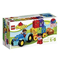 LEGO DUPLO My First Tractor 10615 [並行輸入品]