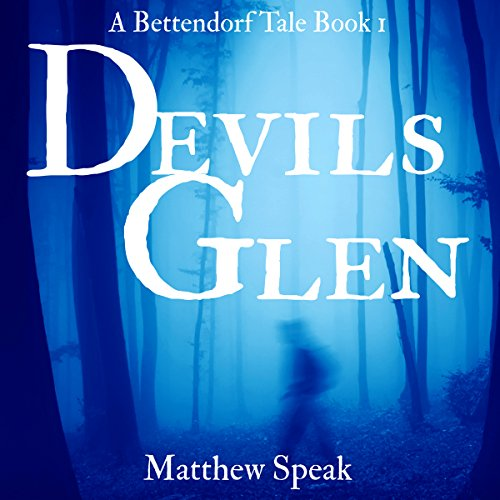 Devils Glen audiobook cover art