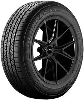 Yokohama G91 All- Season Radial Tire-P225/55R17 95H