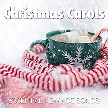 Christmas Carols: Essential New Age Songs with Guitar, Nature Sounds, Rain and Ocean Waves for Deep Relaxation at Christmas Time