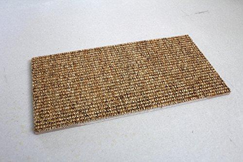 HabiCat.it Ricambio SISAL per RIFUGIO Comfort 60 Art.RGR60 - Graffiatoio in Sisal Naturale incollato su Multistrato di pioppo
