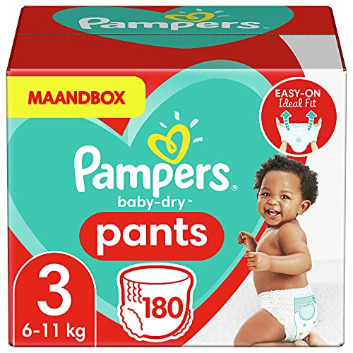 Pampers Baby-Dry Pants Monatsbox