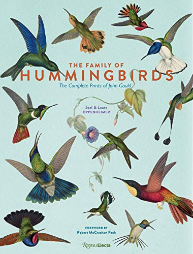 Family Of Hummingbirds: The Complete Prints of John Goul