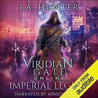 Page de couverture de Viridian Gate Online: Imperial Legion