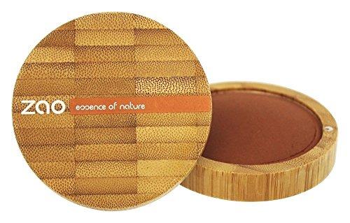 Zao - Terre Cuite Minérale / 9 Gr - Couleur : Chocolat