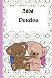 Bébé doudou: Journal de bord pour les nouveaux parents et les nounous. Une aide appréciée pour toutes les personnes proches d'un bébé. (Bébécorne)