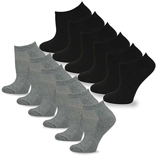 Product Image of the TeeHee Women's Fashion No Show/Low cut Fun Socks 12 Pairs Packs (Butterfly...