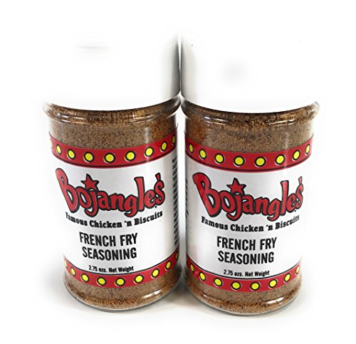Bojangles' Famous Chicken 'n Bisquits French Fry Seasoning 2-pack