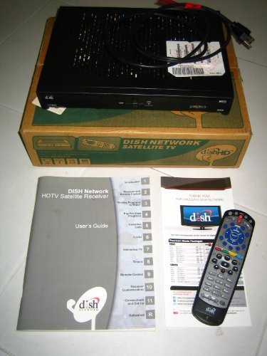 Dish Network Solo HD Receiver (Vip211k) (remanufactured)