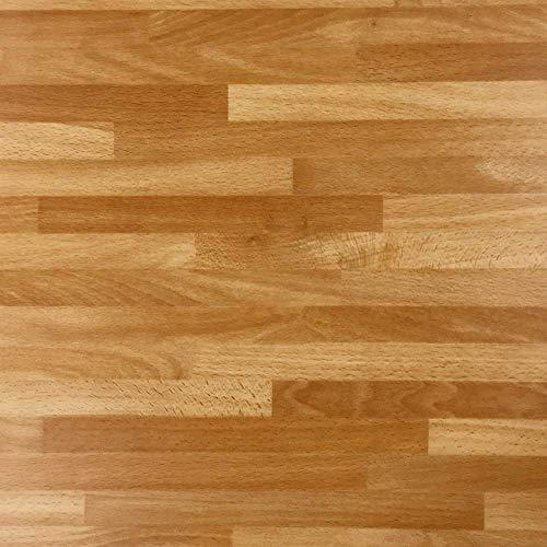 d-c-fix Klebefolie Folie Selbstklebefolie 200x45 cm Holzdekor Holzoptik Holzdesign Holz (Butcherblock mittel)