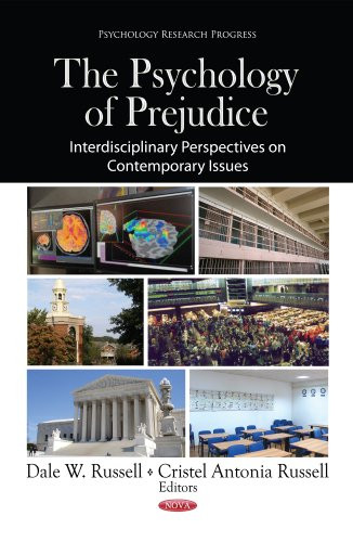 The Psychology of Prejudice: Interdisciplinary Perspectives on Contemporary Issues (Psychology Research Progress)