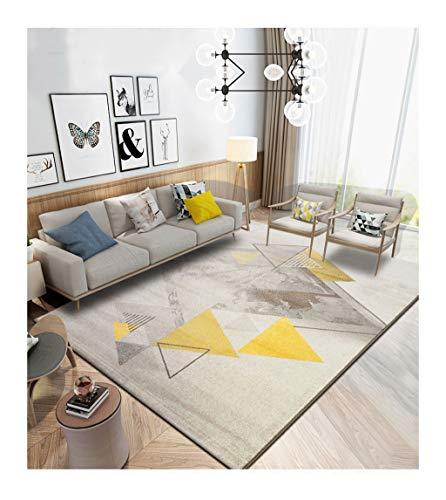 Non-slip carpet carpet yoga mat suitable for entra European carpet bedroom living room entrance hall coffee table blanket bed blanket modern minimalist style American carpet home durable Non-slip carp