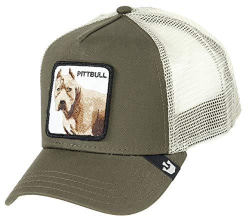 Goorin Bros Trucker Cap Pittbull/Hund