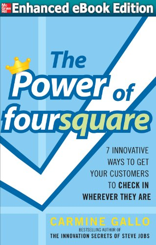 Power of foursquare (ENHANCED EBOOK) (English Edition)