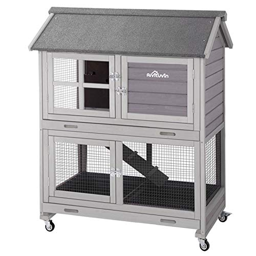 Free Plans Rabbit Hutch