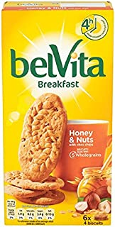 Belvita Breakfast - Honey & Nuts Biscuits - 150g