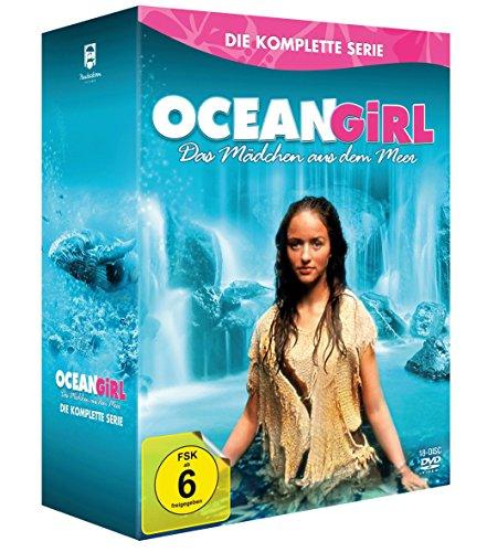 Das Mädchen aus dem Meer: Die Gesamtedition (18 DVDs)
