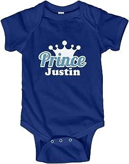 Prince Justin Bodysuit: Infant Bodysuit