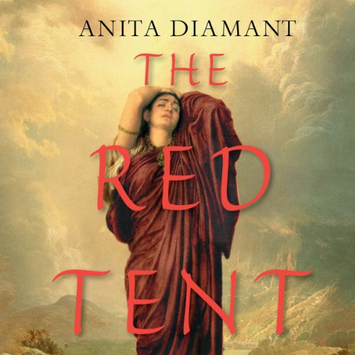 The Red Tent audiobook cover art