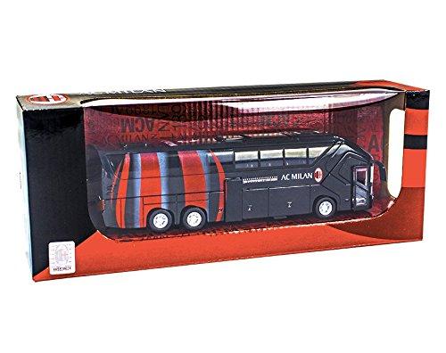 AC Milan- Bus Autobus, Colore Rossonero, Ninguna, 63959
