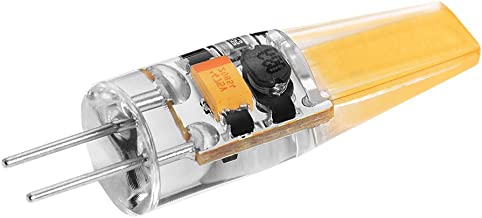 G4 3W dimbare COB LED-lamp lamp verlichting 360° stralingshoek, duurzaam AC/DC 12V