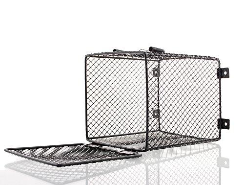 TropicShop Lampenschutzkorb - Lampenschutzgitter für Terrarien ([ ] 12x12x16)