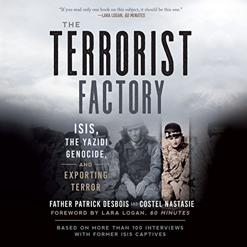 The Terrorist Factory audiobook cover art