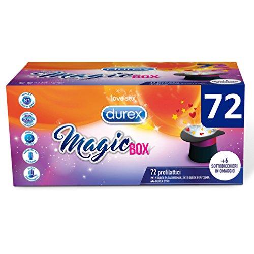 Durex Magic Box 72