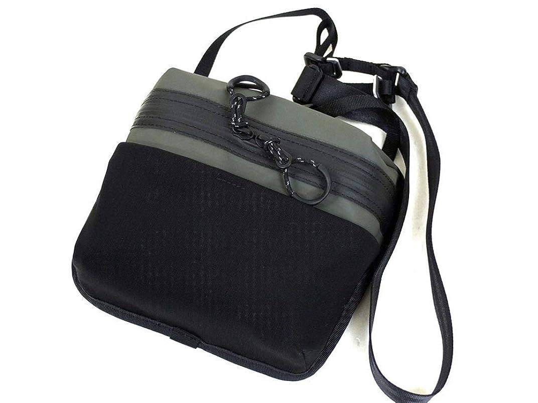 帰る司書ずんぐりしたberuf baggage ベルーフバゲージ ショルダーポーチ brf-GR02 ZIPPY 2.0 アーミー DURON