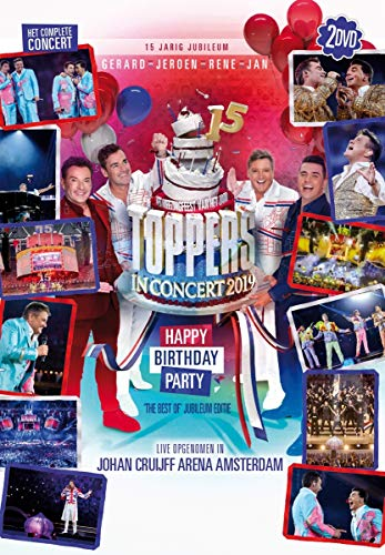 Toppers - Toppers In Concert 2019 - Happy birthday party