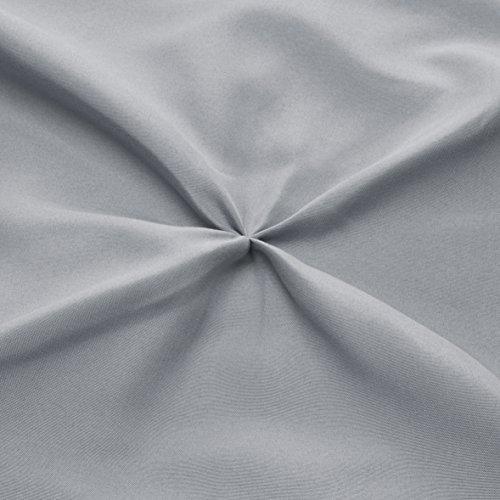 Amazon Basics Bettwäsche-Set mit Steppdecke