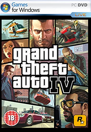 G-T-A_IV Pc Game DVD