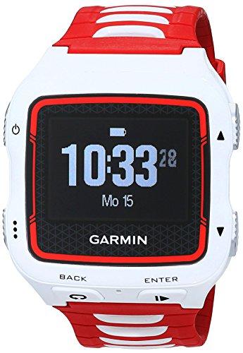 Garmin Forerunner 920XT Multisport-GPS-Uhr - Schwimm-, Rad-, Laufeffizienzwerte, Smart Notification, inkl. Herzfrequenz-Brustgurt, 1,3 Zoll (3,3cm) Display (Generalüberholt)