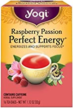 Yogi Tea, Raspberry Passion Perfect Energy, 16 Count